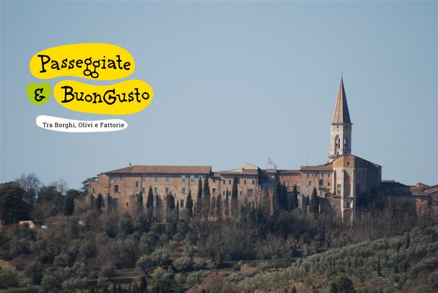Passeggiate & Buon Gusto – Sabato 24 Luglio 2021, Perugia (Pg) Frantoio Batta