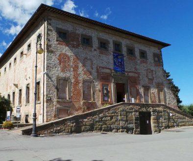 palazzo della corgna - castiglione del lago