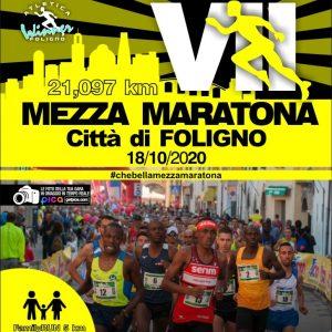 foligno mezza maratona