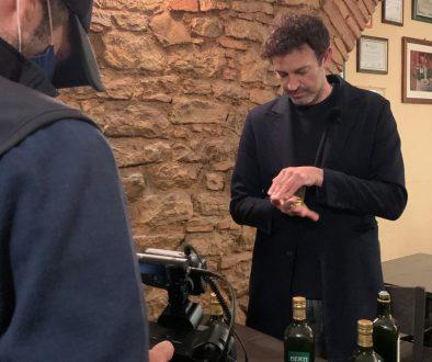 Riccardo Festa Assaaggio olio
